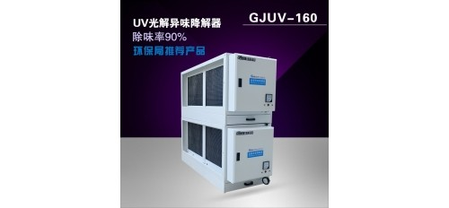 广杰UV异味处理系统原理