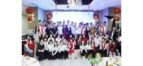 鼠报春来福满门 广杰集团喜迎2020春节晚会